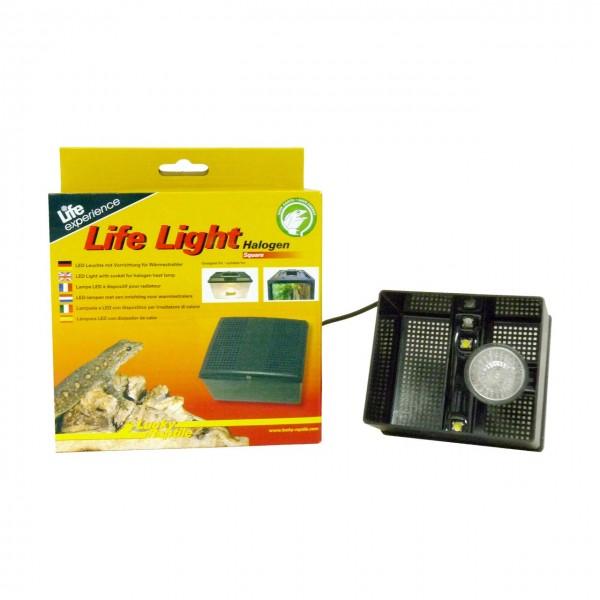 Life Light - Halogen eckig