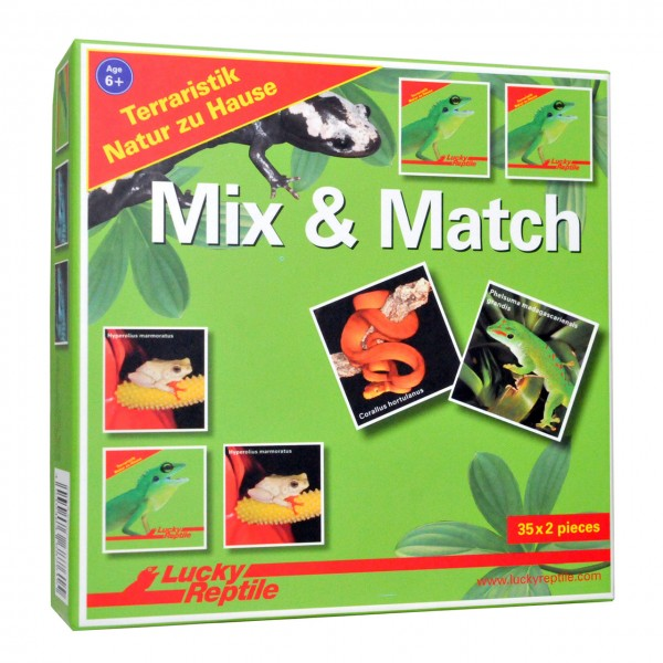 Lucky Reptile Mix&Match