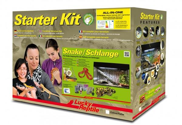 """Lucky Reptile Starter Kit """"Schlange"""""""