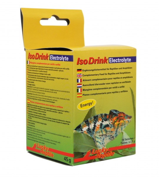 Iso Drink Electrolytes