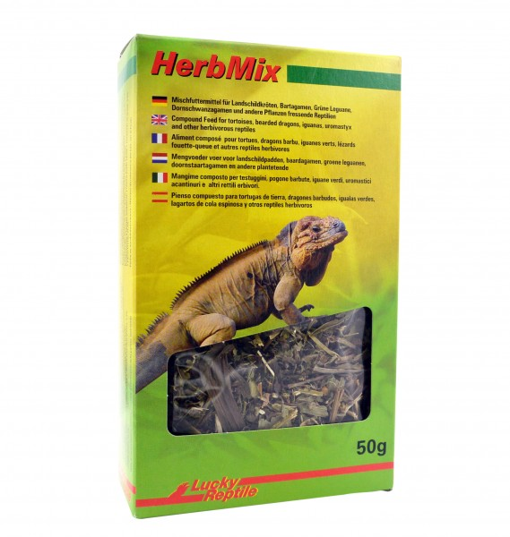 Lucky Reptile - Herb Mix