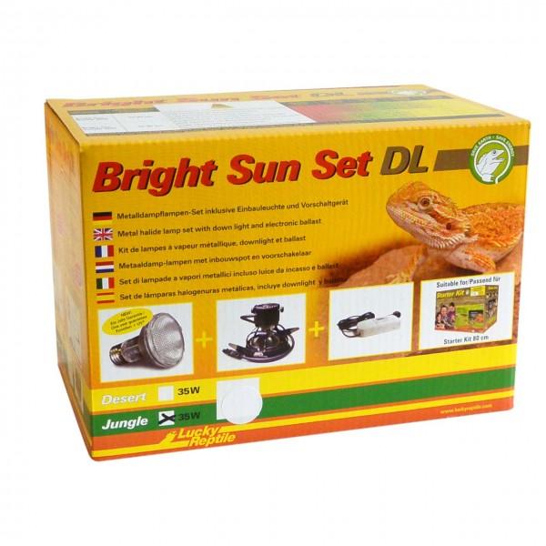 Bright Sun Set DL