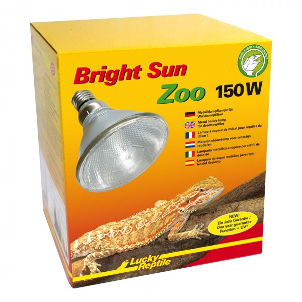 Lucky Reptile Bright Sun Zoo
