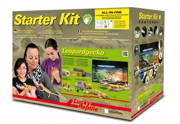 """Lucky Reptile Starter Kit """"Leopardgecko"""""""