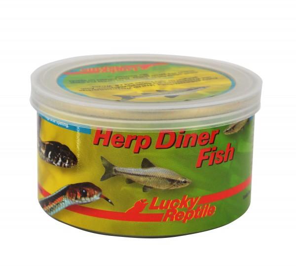 Herp Diner Fish