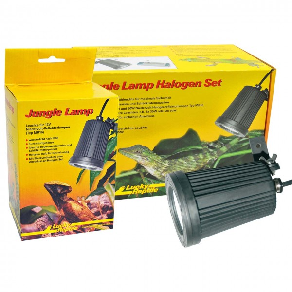 Lucky Reptile Jungle Lamp