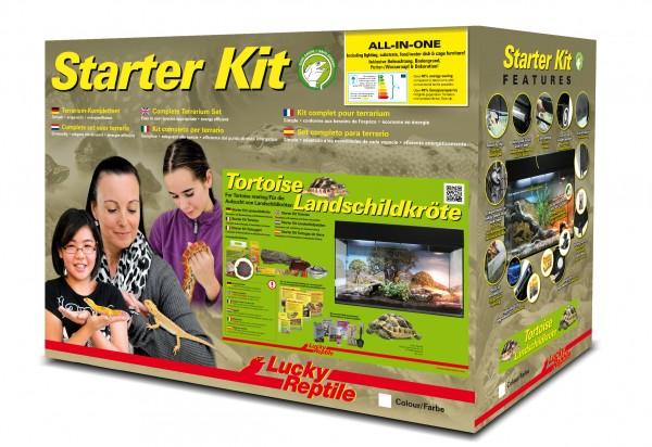 """Lucky Reptile Starter Kit """"Landschildkröte"""""""