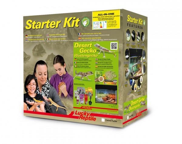 """Lucky Reptile Starter Kit """"Wüstengecko"""""""