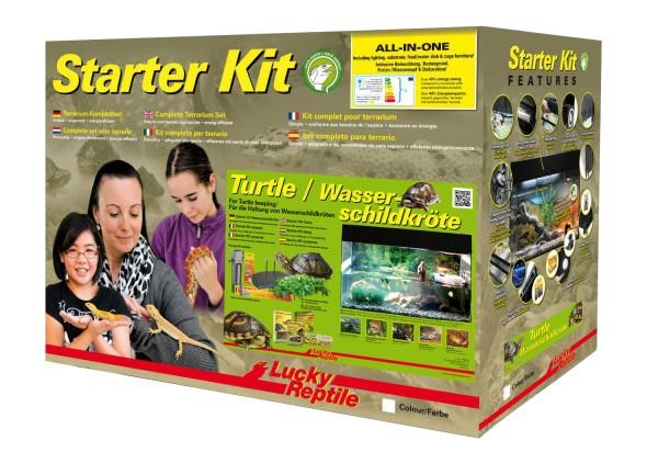 """Lucky Reptile Starter Kit """"Wasserschildkröte"""""""