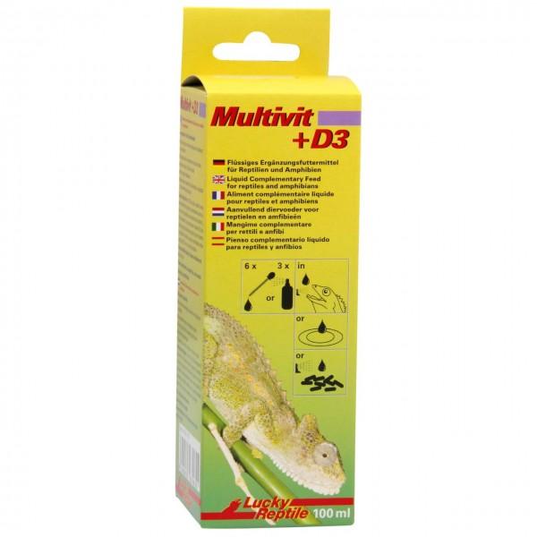 Multivit + D3