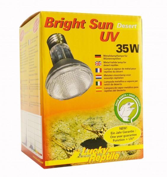 Lucky Reptile Bright Sun UV Desert
