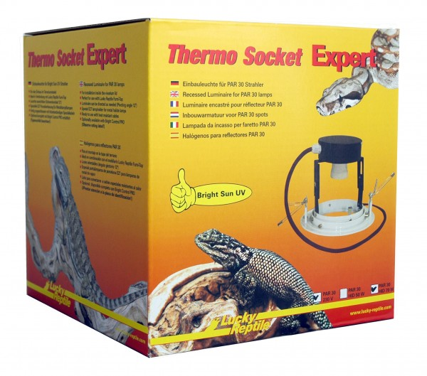 Lucky Reptile Thermo Socket Expert Line