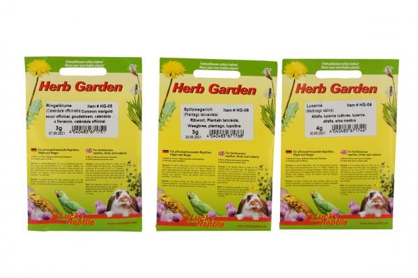 Herb Garden Seed Mix