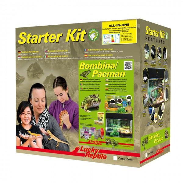 """Lucky Reptile Starter Kit """"Bombina/Pacman"""""""