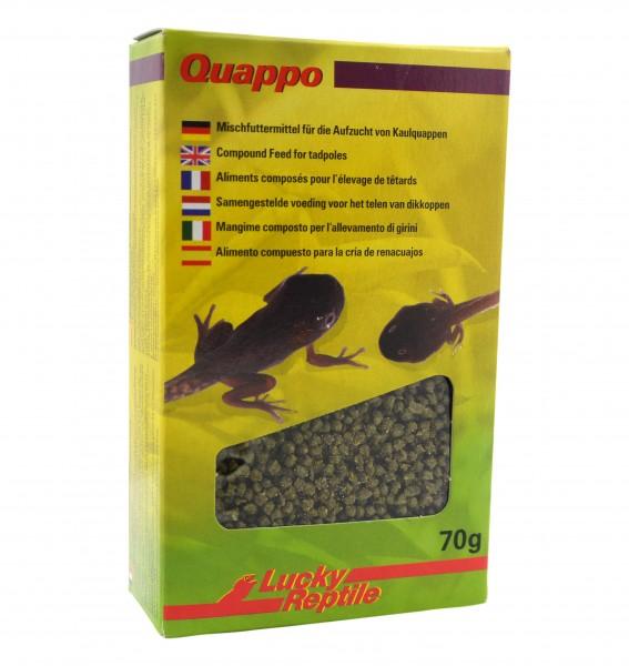 Quappo - Food for tadpoles