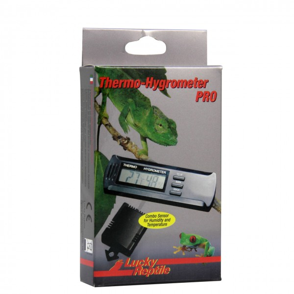 Thermo-Hygrometer PRO